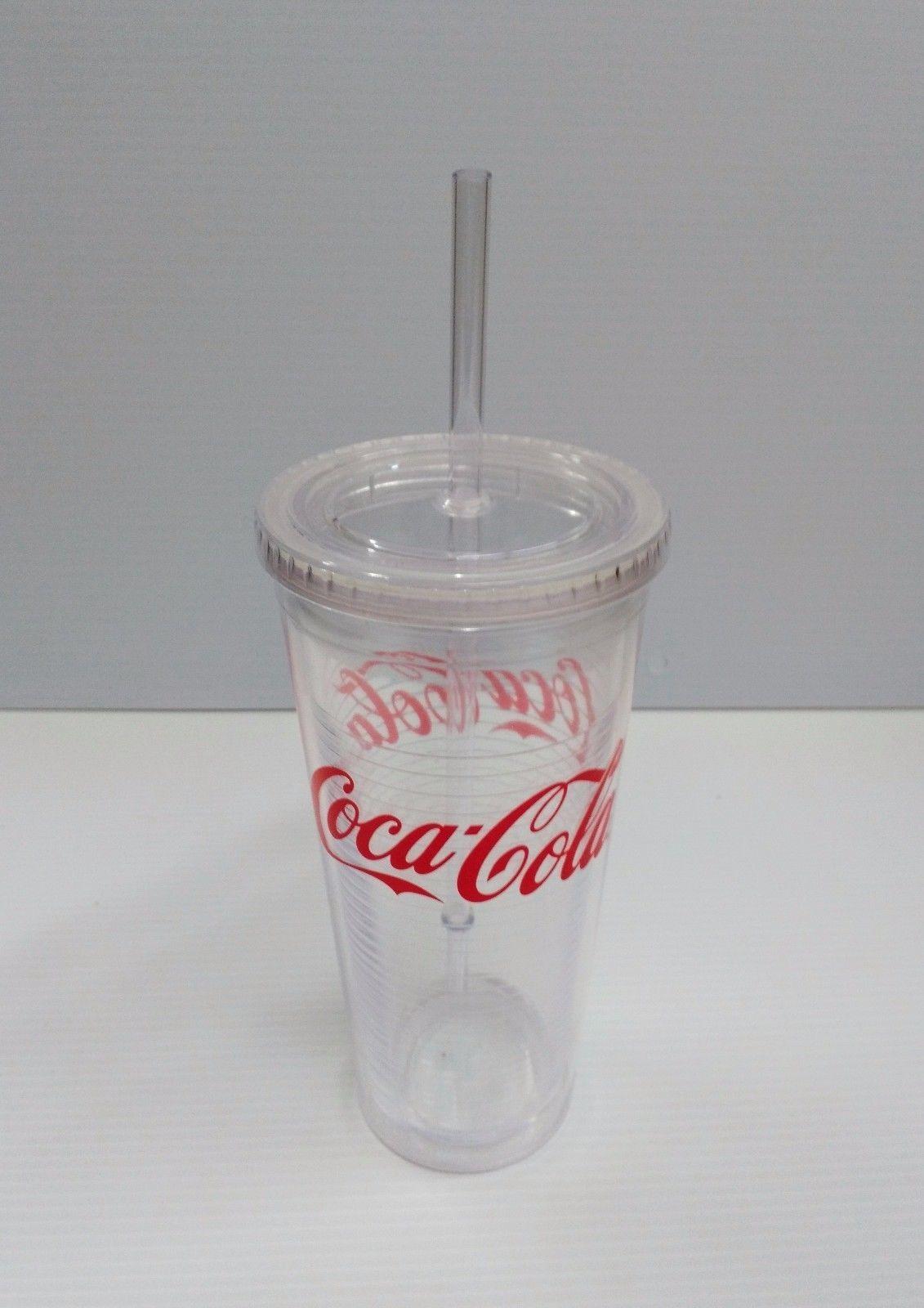 Coca Cola 14 oz Chisel Tumbler NEW