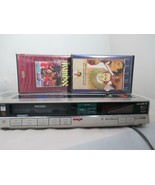 Sony Betamax SL-20 VCR Beta Player VCR PARTS or REPAIR - 2 Extra Tapes IVANHOE - $69.99