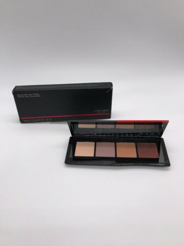 Primary image for Shiseido- Essentialist Eye Shadow Palette # 01 Miyuki Street Nudes 0.18 Oz-NIB