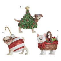 Whimsical Dogs Ornament - $15.95