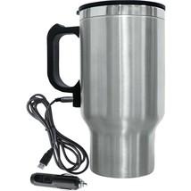 New Brentwood Electric Coffee Mug With Wire Car Plug BTWCMB16C - $28.31