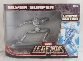 Marvel Legends Silver Surfer Limited Edition Hasbro 2006 - $29.69