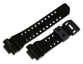 Casio Genuine Factory Replacement Part Rubber Watch Band Fits GBA-400 Se... - $31.45+