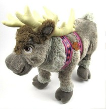 """SVEN from Frozen 14"""" tall with Posable legs Disney Ringling Bros Stuffed... - $19.01"""