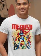Medusa T Shirt vintage Marvel comics The Inhumans graphic tee image 3
