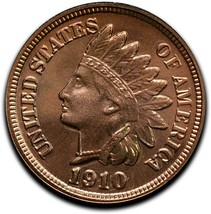 RARE 1910D Token Fantasy Dan Carr Struck On Indian Head Cent Coin Lot A 520