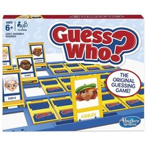 Hasbro Gaming Guess Who? - Classic Board Game Kids Family Fun Activity  - $24.69