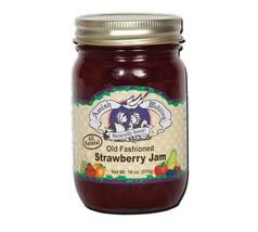 Amish Homemade Banana Strawberry Jam - 18 oz - 2 Jars  - $18.69