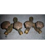 ONE oxygen OR acetylene welding gas hose fitting y adapter manifold & va... - $25.00