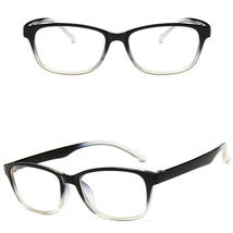 New Fashion Nerd Style Clear Lens Glasses Frame Retro Casual Daily Eyewear image 4