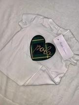 Polo Ralph Lauren WHITE Boys Hart Polo T-shirt, US 3M - $12.86