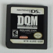 Dragon Quest Monsters: Joker (Nintendo DS, 2007) GAME CARTRIDGE ONLY ~TE... - $11.64