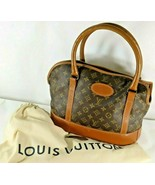 Vintage Louis Vuitton French Company Sac Chien Dog Pet Carrier Tote Bag - $727.50