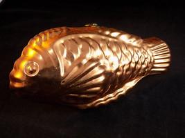 VINTAGE PORTUGAL FISH SHAPED JELLO MOLD COPRA Decorative Hanging Mold - $12.86