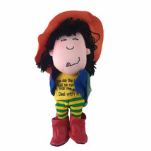 1990s Edith Ann Lily Tomlin Jane Wagner Character Doll Cloth Determined ... - $69.99
