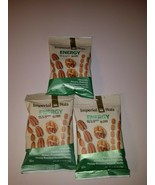 Imperial Nuts Energy Blend 2.75 oz 78g lot of 3 new in package - $12.95