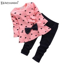 KEAIYOUHUO 2017 Baby Girl Clothes Sets Winter Baby Infant Christmas Outf... - $19.60+