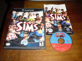Sims (Nintendo GameCube, 2003) - $12.86