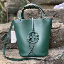 Tory Burch Miller Leather Bucket Bag - $385.00