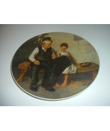 Norman Rockwell The Lighthouse Keepers Daughter Plate 1979 Vintage - $12.99