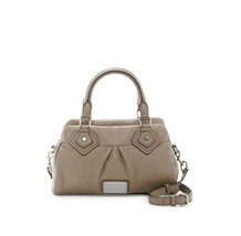 Marc by Marc Jacobs Small Groovee Leather Satchel Handbag - $328.00