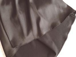 Black Sleeveless Chiffon Lace Top Summer Chiffon Tank Bridesmaid Lace Top Blouse image 6