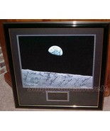 Moon to Earth Limited Edition framed lithograph 006/400 - $599.99