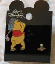 Disneyland Resort Winnie The Pooh 2 pcs Golfing Pin - $19.00