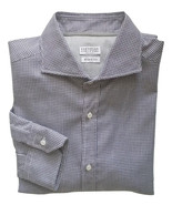Brunello Cucinelli  Basic Fit Spread Collar Shirt Size XXL Made in Italy... - $79.00