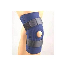 FLA Safe T-Sport Hinged Stabilizer Knee Brace Small-Navy - $46.14