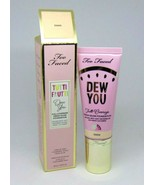 TOO FACED TUTTI FRUTTI Dew You Full Coverage Fresh Glow Foundation Swan ... - $21.68
