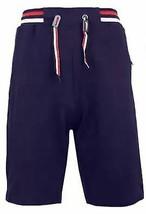Blu Rock New York Men's Jogger/Athleticshorts with zipper pockets Sz 2XL NAVY image 1