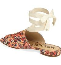 Sam Edelman Tai Sandals Women's/Canvas/Multi-Color/Size:US 8 M - $49.98