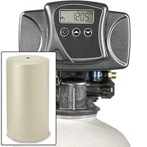 64k Pentair Fleck 10% crosslink resin 5600SXT Digital water softener 64,... - $988.99