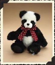 """Boyds Bears """"DIANE"""" #92004-07 - 12"""" Patty Duke Panda Bear- Signed- 2006 ... - $49.99"""