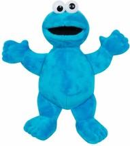 Sesame Street Cookie Monster Blue 25cm Super Soft Plush Beanie Toy - $11.80