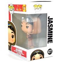 Funko Pop! Disney Aladdin Princess Jasmine in Disguise #477 Vinyl Action Figure image 2