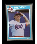 1985 FLEER #559 BOBBY JONES NMMT RANGERS - $0.99