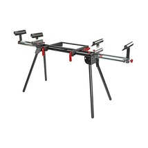 Craftsman Universal Folding Miter Saw Stand with Roller Extensions - $125.99