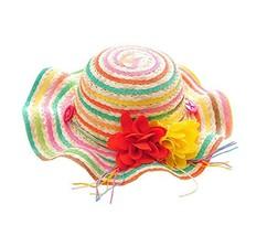 Use For Summer Sun-resistant Comfy Ventilate Beach Cap/Kid Cap, Colorized image 2