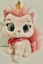 Disney Princess Palace Pets Aurora Kitty Dreamy Pink Talking Cat Plush Toy - $9.89