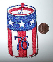 Vintage 1976 Firecracker olympic patch - $4.95