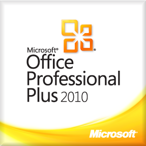 Microoft office 2010 proplus
