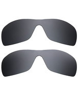 Polarized Replacement Lenses for Oakley Batwolf Sunglasses Anti-Scratch - $35.75