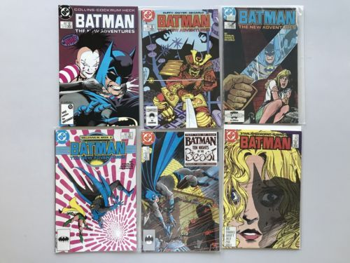 Lot of 12 Batman (1940) from #412-432 VF Very Fine