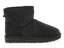 Ankle boot UGG AUSTRALIA 3984 in black suede leather - Women's Shoes - $272.46