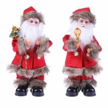 Santa Claus Electric Dancing Singing Christmas Musical Type New Home Dec... - $18.98