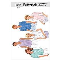 Butterick Patterns B6085 Misses'/Misses' Petite Shirt, Size 20-22-24 - $14.70