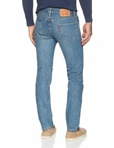 Levi's Strauss 511 Men's Destroyed Distressed Slim Fit Stretch Jeans 511-2742 image 2