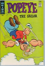 Popeye 88 Aug 1967 NM- (9.2) - $39.20